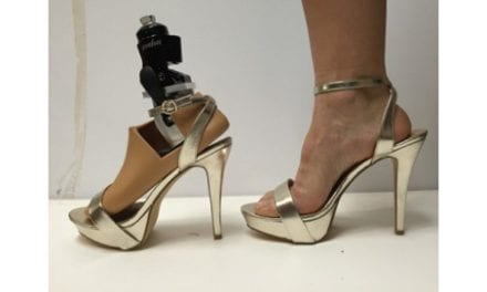 Johns Hopkins Students Design Prosthetic Foot for High-Heel Use