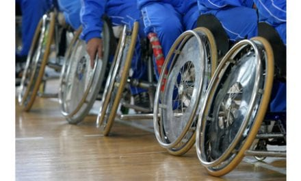 Adaptive Sports Athletes Gather for National Veterans Wheelchair Games