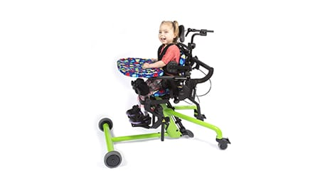 EasyStand Redesigns Bantam Extra Small and Small Pediatric Standers
