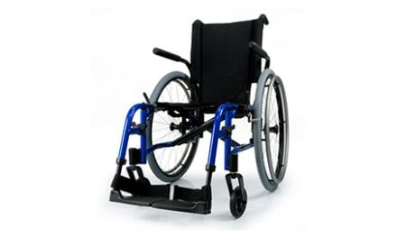Sunrise Medical Adds Folding Wheelchairs to Quickie Line