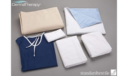 FDA-Cleared DermaTherapy Bed Linens Are Engineered to Help Reduce the Occurrence of Pressure Ulcers