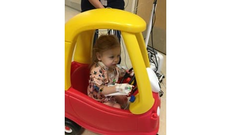 PICU Up! Early Mobility Program for Children Gets Thumb's Up
