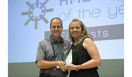 HME Woman of the Year Awarded to Kirsten Davin, OTD, Industry Veteran, Educator, Entrepreneur