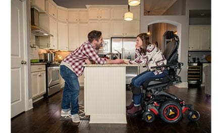 Permobil Introduces the M3 Mid-Wheel Drive Power Wheelchair