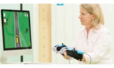 YouGrabber Glove-Based Rehab System Delivers Virtual Reality-Based Therapy