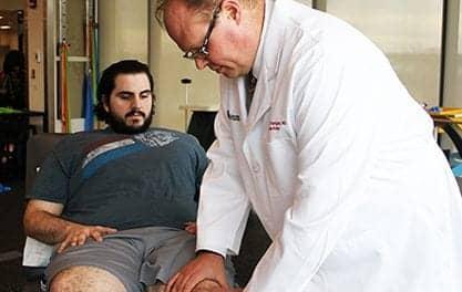 Meniscus Repair Fail Rates: Does Patient Weight Matter?