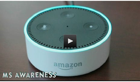 Alexa Skill Educates About MS As Part of MS Awareness Month