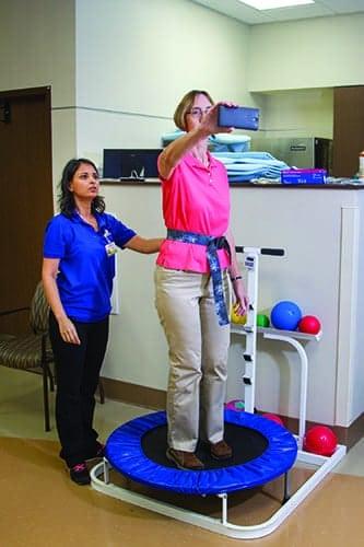 Vestibular Rehabilitation: Raising Awareness
