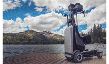 Motorized Standing Available in the US Via Numotion Distribution Agreement