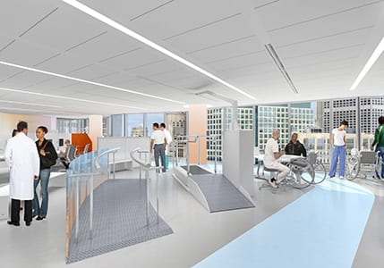 Rehab Institute of Chicago's Shirley Ryan AbilityLab Opens Its Doors