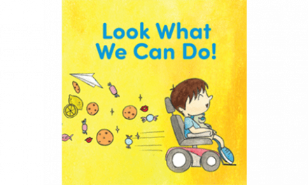 New Book Tells Tale About Nolan and His New Power Wheelchair