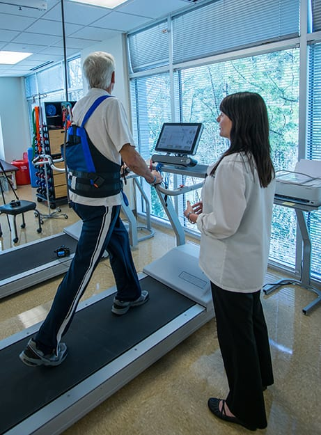 Gait Trainer 3 from Biodex Integrates Music Therapy with Neurological Rehab
