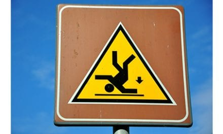 High Percentage of Outdoor Falls Warrants Risk and Prevention Education, Per Study