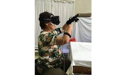 Phantom Limb Pain Eased Via Virtual Reality Mind-Control Trick