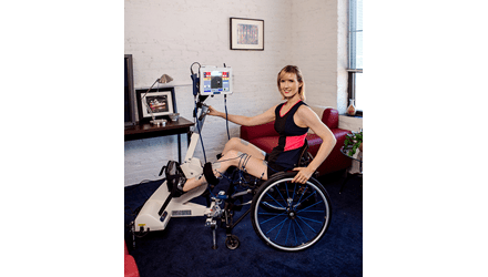 Restorative Therapies Inc Offers FES Cycle for Home Use