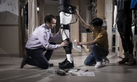 Study Examines Exoskeleton's Ability to Improve Walking for Stroke Patients