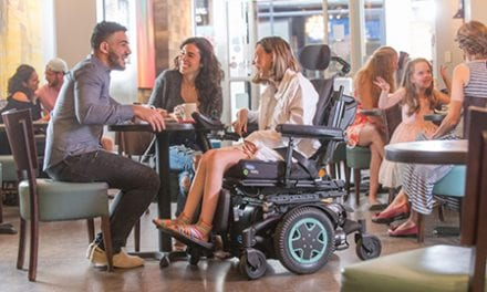 Invacare Corp Launches the TDX SP2 Power Wheelchair with LiNX Technology