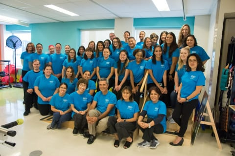 CHLA Inpatient Rehab Programs Receive CARF Accreditation