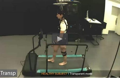 """Smart"" Robotic Harness Can Be Fine-Tuned to Assist with Stroke/SCI Rehab"