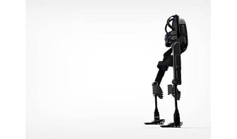 Bionik Laboratories Corp Integrates Amazon's Echo and Alexa Into ARKE Exoskeleton
