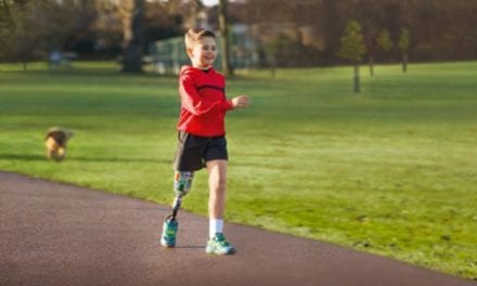 Ottobock Debuts 3R67 Prosthetic Knee Joint for Children's Everyday Playtime Use