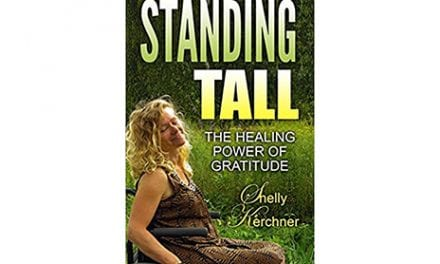Shelly Kerchner Shares Her SCI Journey in New Book, Standing Tall
