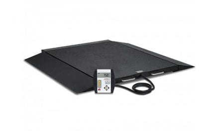 DETECTO Adds, Upgrades Wheelchair Scale Line