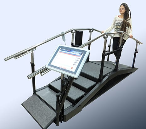 DST8000 Triple Pro Takes Stair Training to the Next Level