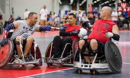 Quad Rugby Invitational Adaptive Sports Competition Set for Feb 24