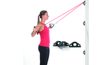 OPTP Exclusive: Resistance Band Wall Anchor