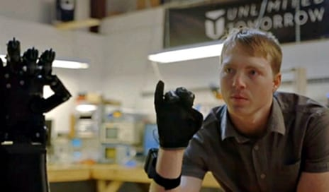 Stratasys, Dassault Systèmes, and Easton LaChappelle Team to Power 3D Printing, Prosthetics Initiative