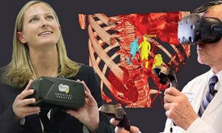 Precision VR System Powers Neurosurgeons at Children's Hospital