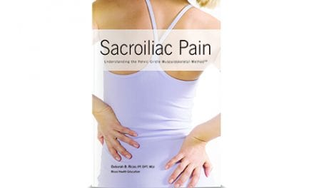 PT-Composed Sacroiliac Pain Book Available from OPTP