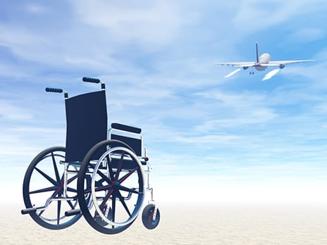 Free Webinar to Highlight Solutions for Wheelchair Users Who Travel by Air