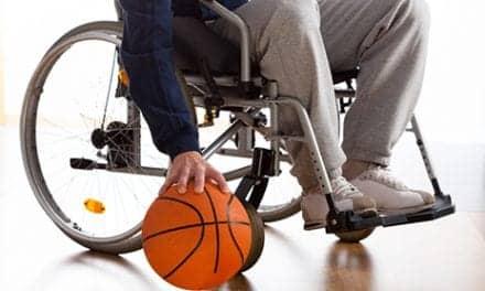 Wheelchair Basketball Play Enabled Via Virtual Reality