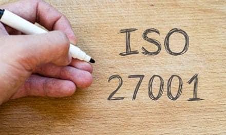 WebPT Receives ISO Certification
