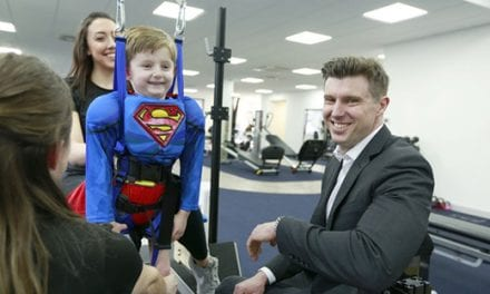 Superman Actor Christopher Reeve's Son to Open Spinal Cord Rehabilitation Clinic