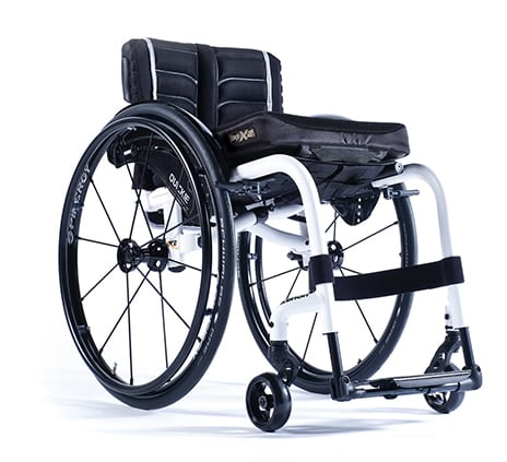 Sunrise Medical Launches QUICKIE Xenon2 Folding Wheelchairs