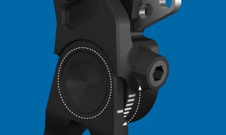 Permobil Introduces Precision Lock Back Angle Adjustment