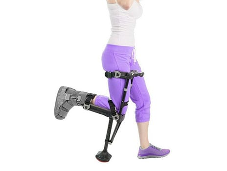 iWalk 2.0 Offers an Alternative to Crutches and Leg Scooters