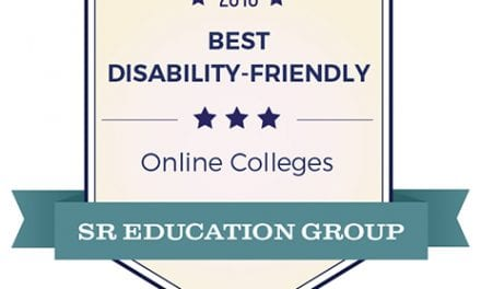 SR Education Group Ranks Best Disability-Friendly Online Schools