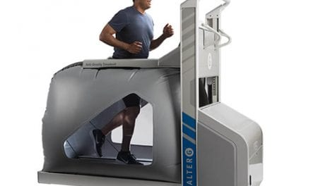AlterG's New Fit Anti-Gravity Treadmill Features a Reimagined Design