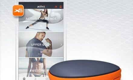 Activbody Releases New Workouts for Activ5 Fitness Device and App