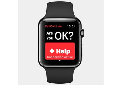 FallCall Lite Wearable PERS App Aims to Simplify Emergency Monitoring
