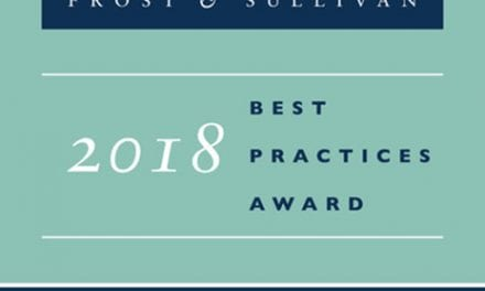 NEOFECT Receives Frost & Sullivan 2018 Best Practices Award