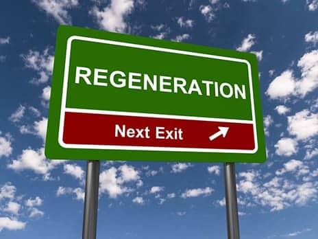 Active Lifestyle 'Primes' Post-SCI Nerve Regeneration