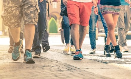Research Shines Light On Nervous Control of Leg Movements in Walking