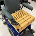 Smart Wheelchair Cushion, Adaptable Prosthetics Technology Receives Patent