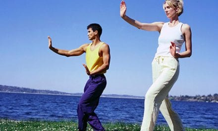 Tai Chi May Be a Possible Front-Runner as a Fall-Prevention Method