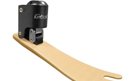 Kintrol Hydraulic Ankle/Foot System for K2 Ambulators Launches